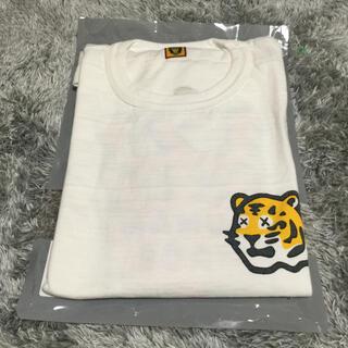 human made x kaws Tシャツ