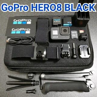 GoPro - 【お得セット】GoPro HERO8 BLACK☆予備バッテリー&充電器付
