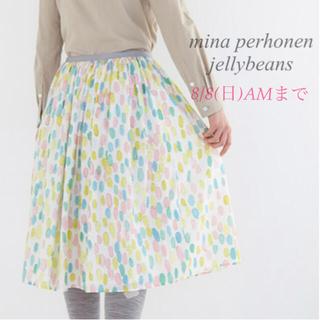 mina perhonen - mina perhonen フレアスカート ¨ jellybeans ¨