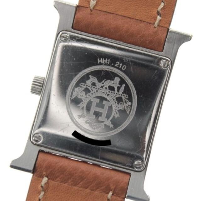 Hermes(エルメス)のHERMES 腕時計 レディース レディースのファッション小物(腕時計)の商品写真