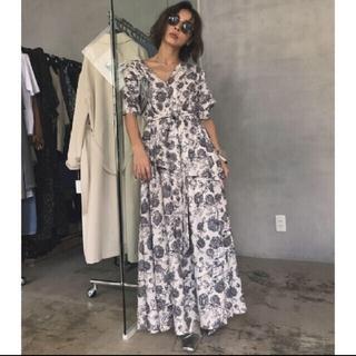 Ameri VINTAGE - Ameri VINTAGE CHARLOTTE ARCHAIC DRESS
