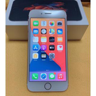 Apple - Apple iPhone6s simフリー128GB バッテリー100% 完動品