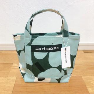 marimekko - マリメッコ ウニッコ Seidi Pieni Unikkoトートバッグ グリーン