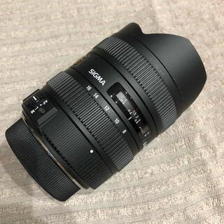 SIGMA - 8-16mm F4.5-5.6 DC HSM ペンタックス K マウント用