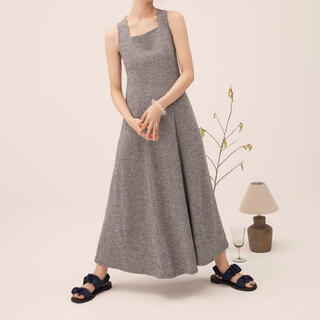 Mermaid style dress(マーメイドスタイルドレス)