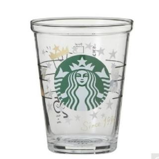 Starbucks Coffee - スターバックス  コレクタブルコールドカップグラススター414ml 第3弾