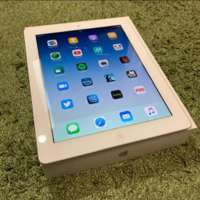 Apple(アップル)の【Aランク】iPad2 16GB  WiFi アイパッド 第2世代 スマホ/家電/カメラのPC/タブレット(タブレット)の商品写真