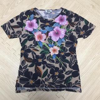 Vivienne Westwood - ヴィヴィアンウエストウッド メンズ Tシャツ 花柄 柄Tシャツ ユニセックス