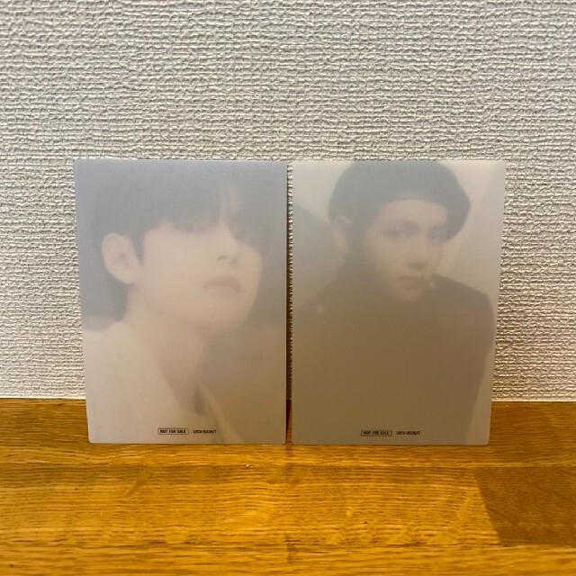 防弾少年団(BTS)(ボウダンショウネンダン)のBTS THE BEST テテ V テヒョン トレカ エンタメ/ホビーのCD(K-POP/アジア)の商品写真