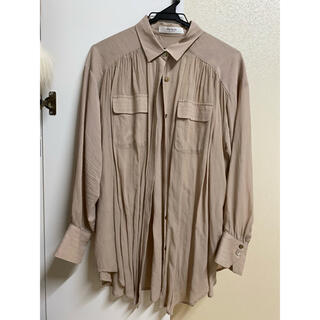 Cotton-blend Voile Sheer Shirt