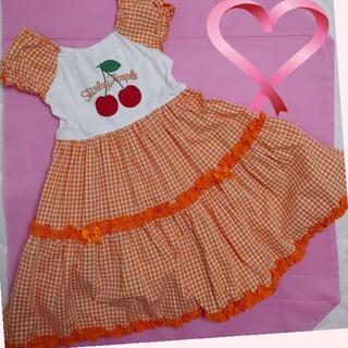 Shirley Temple - オレンジギンガム