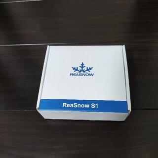 ReaSnow S1 美品 コンバーター(その他)