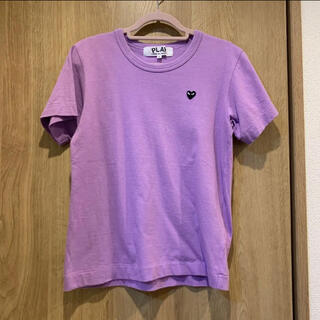 コムデギャルソン(COMME des GARCONS)のプレイコムデギャルソン Tシャツ(Tシャツ(半袖/袖なし))