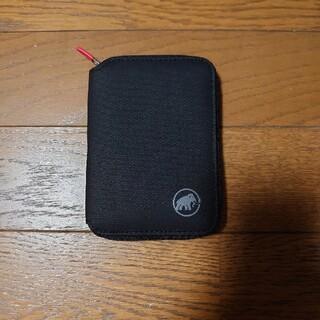 マムート(Mammut)のマムート ラウンドジップ財布 未使用品(折り財布)