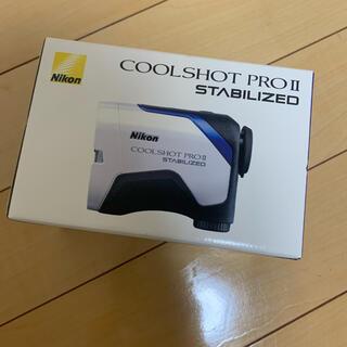 Nikon - 【新品未開封】Nikon COOLSHOT PROII STABILIZED