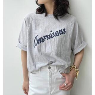 L'Appartement DEUXIEME CLASSE - Americana/アメリカーナ Half Sleeve T-sh