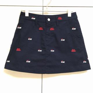 PEARLY GATES - ジャックバニー スカート 0サイズ インナー付