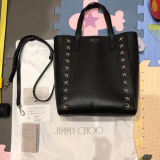 JIMMY CHOO - 値下げ☆ジミ-チュウ☆2wayバック