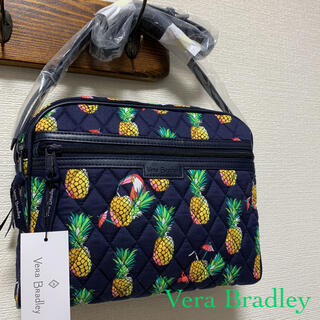 Vera Bradley - 新品 ヴェラブラッドリー ショルダーバッグ パイナップル