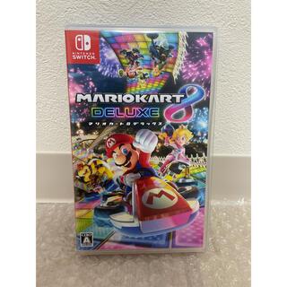 Nintendo Switch - ニンテンドースイッチソフト マリオカート8デラックス