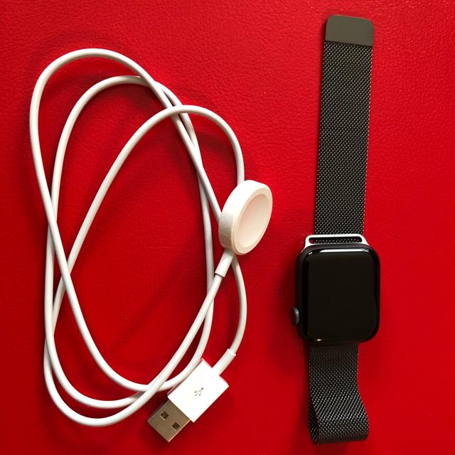 Apple Watch(アップルウォッチ)のApple Watch Series 6  40mm メンズの時計(腕時計(デジタル))の商品写真