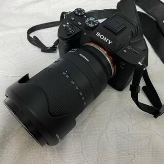 SONY - α7IIIボディ + タムロン28-200mmレンズセット