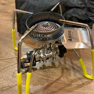新富士バーナー - SOTO レギュレーターストーブ ST-310 オプション多数