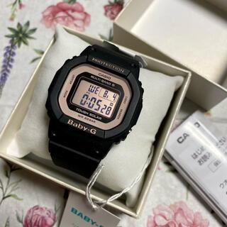ベビージー(Baby-G)のBABY-G BGD-5000U-1BJF ソーラー電波時計(腕時計)