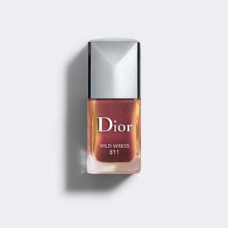 Dior - ディオール ヴェルニ <バーズ オブ ア フェザー> 811 ワイルドウィングス