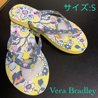 ヴェラブラッドリー(Vera Bradley)の新品 ヴェラブラドリー   ビーチサンダル  Sサイズ:(22~23cm)(ビーチサンダル)