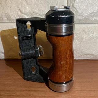 ペンタックス(PENTAX)のPENTAX67 木製グリップ ペンタックス67木製グリップ(フィルムカメラ)