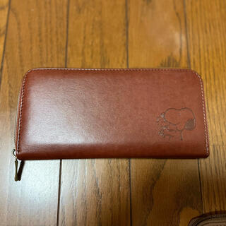 スヌーピー(SNOOPY)のSNOOPYファスナー財布(財布)