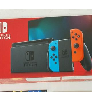 Nintendo Switch - 任天堂スイッチ 箱スレやへこみあり