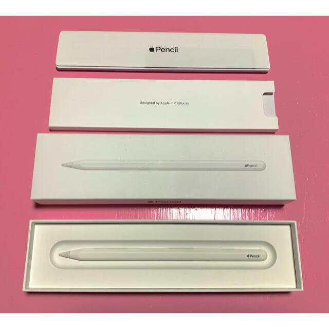 Apple(アップル)の 【送料無料】Apple Pencil(第2世代) スマホ/家電/カメラのPC/タブレット(PC周辺機器)の商品写真