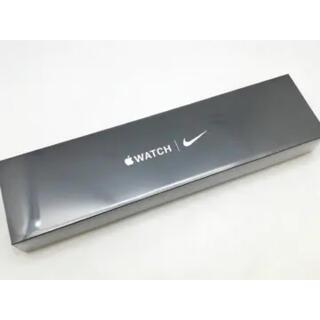 Apple Watch - Apple Watch Nike Series6 44mm GPS シルバー