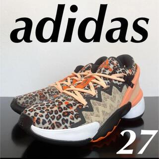 adidas - アディダス メンズ スニーカー バスケットボールシューズ No.2275