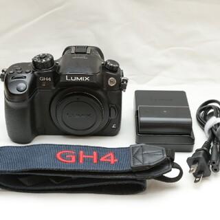 Panasonic - ☆美品 Panasonic ミラーレスカメラ GH4