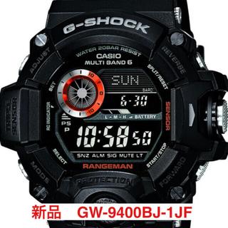 カシオ(CASIO)の新品未使用 G-SHOCK RANGEMAN GW-9400BJ-1JF 6個(腕時計(デジタル))