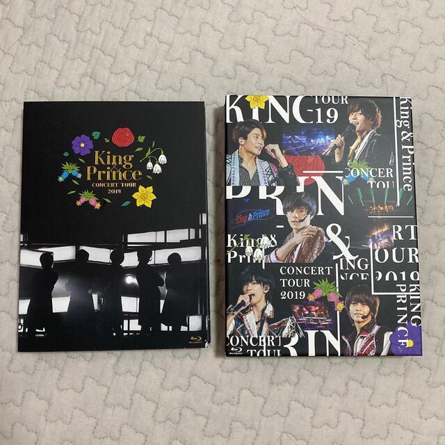King & Prince CONCERT TOUR 2019(初回限定盤) B エンタメ/ホビーのDVD/ブルーレイ(アイドル)の商品写真