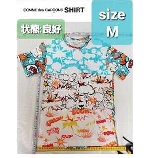 コムデギャルソン(COMME des GARCONS)のCOMMEdesGARCONS SHIRT GRAPHIC PRINT(Tシャツ(半袖/袖なし))