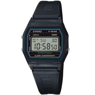 カシオ(CASIO)のカシオ デジタル スタンダードモデル 7年バッテリー 腕時計 ブラック(腕時計(デジタル))