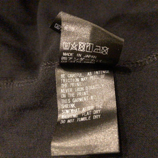 UNDERCOVER(アンダーカバー)の本物 アンダーカバー tシャツ キムタク着 さんタク パーカー supreme メンズのトップス(Tシャツ/カットソー(半袖/袖なし))の商品写真