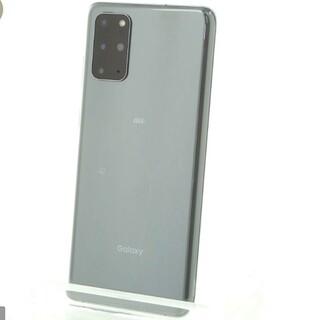 SAMSUNG - サムスン Galaxy S20+ 5G au SCG02  s20plus