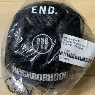 NEIGHBORHOOD - neighborhood.adidas.END.ネイバーフッド Football
