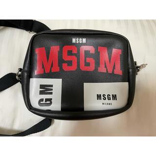 MSGM - MSGMムック本付録2wayショルダーバック