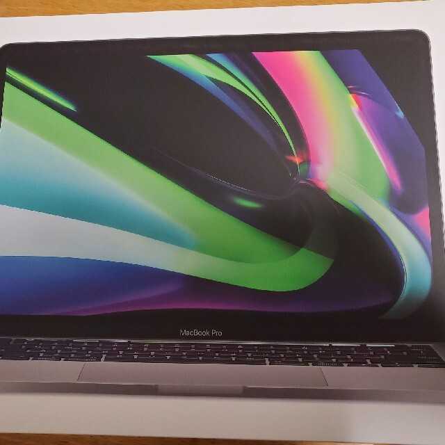 Mac (Apple)(マック)のapple macbook pro 13 スペースグレイ  スマホ/家電/カメラのPC/タブレット(ノートPC)の商品写真