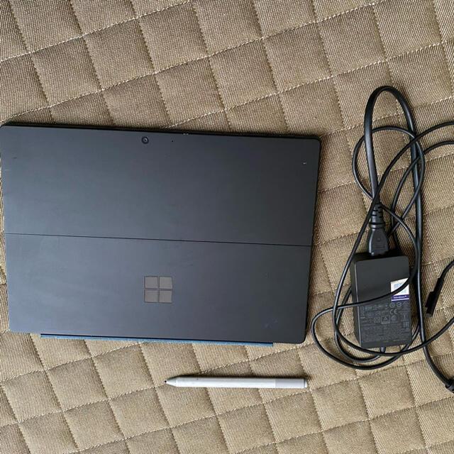 Microsoft(マイクロソフト)の【最終値引き】surface Pro6 8GB 256GB Core i5 スマホ/家電/カメラのPC/タブレット(ノートPC)の商品写真