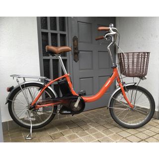 Panasonic - ◆Panasonic 電動アシスト自転車 20型  12Ah  内装3段
