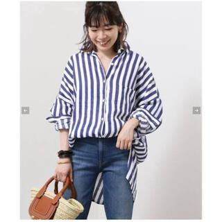 DEUXIEME CLASSE - ♦︎新品♦︎ EVERYDAY I LIKE. ワイドシャツ (Linen)