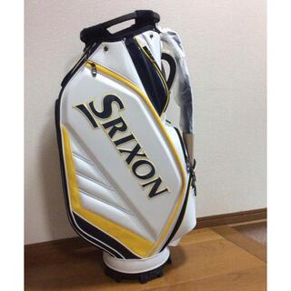 スリクソン(Srixon)の【新品未使用】DUNLOP SRIXON キャディバッグ GGC-S164(バッグ)